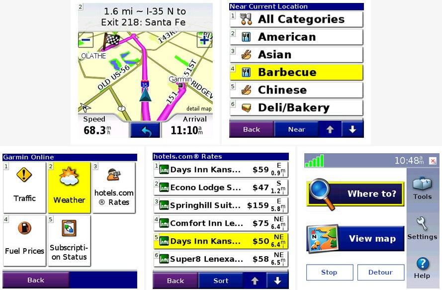 Garmin mobile XT atau OVI maps?